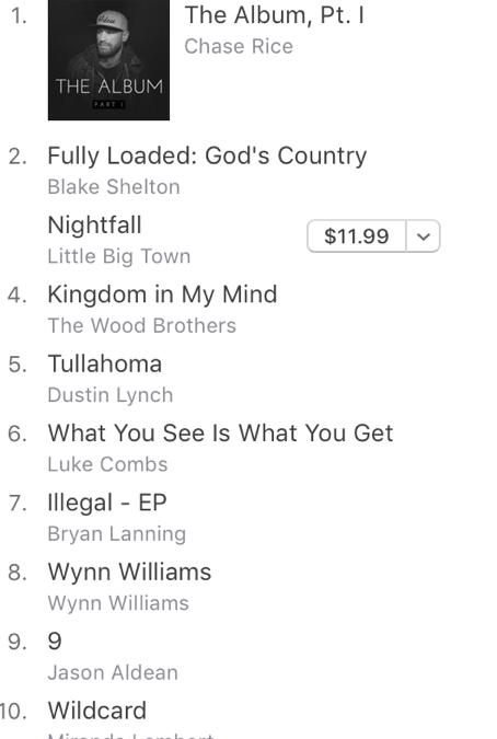 Wynn Williams Release First Full Length Album