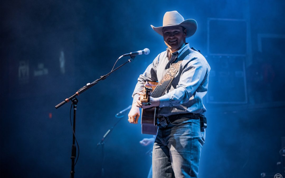 Wynn Williams' Journey From Working to Performing the Houston Rodeo